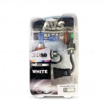Лампа газонаполненная H11 12V 85W AVS ALFAS Maximum Intensity кт.2+2Т-10 (4300K)