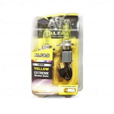 Лампа газонаполненная H4 12V 75/85W AVS ALFAS Extreme Weather кт.2+2Т-10 (2800К)