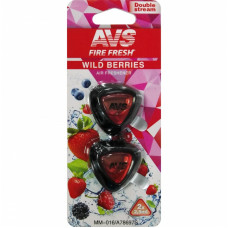 Ароматизатор AVS MM-016 Double Stream (Wild Berries/Дикие ягоды) (мини мембрана)
