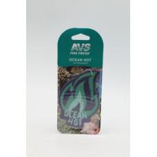 Ароматизатор AVS AFP-004 Fire Fresh (Ocean Hot) (бумажные)