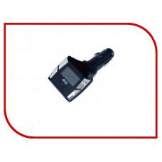 FM модулятор MP3+плеер с дисплеем и пультом (в прикуриватель) AVS 43035