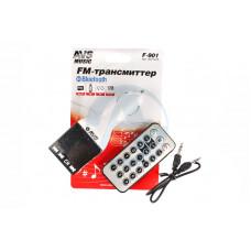 MP3 плеер + FM трансмиттер с дисплеем и пультом AVS F-901 (Bluetooth)