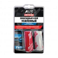 Клей эпоксидный (суперпрочный) 80 г AVS AVK-129