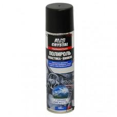 Полироль для пластика, винила (горная свежесть) аэрозоль 335 мл.AVS AVK-069 A78135S