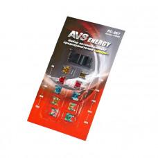 """Предохранители FC-267 """"микро"""" в блистере кт.10 шт. AVS A78048S"""
