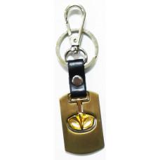 Брелок для ключей Daewoo металл зол.