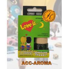 Ароматизатор Contex Love is... в деревянной бутылке  Свежесть тайского арбуза