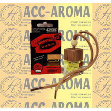 Ароматизатор Contact в деревянной бутылке Warning