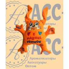 Игрушка Кот на присосках с надписями в ассортименте