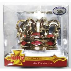 Ароматизатор Корона King c309 Красный