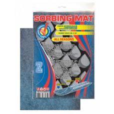 Коврик влаговпитывающие Sorbing mat 32-43см 2шт