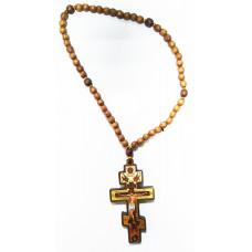 Крест деревянный двухсторонний