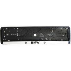 Рамка для номера BMW пластик