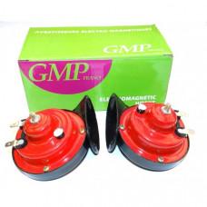 Автомобильный звуковой сигнал GMP к-т 2шт.