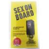 Ароматизатор Contex  на дефлектор Sex on Board (Секс на борту) Грейпфрут с лепестками розы