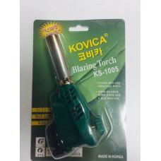 Горелка с пьезоподжигом KOVIKA KS-1005