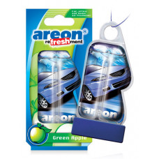 Ароматизаторы Areon гелиевые Liquid Green Apple