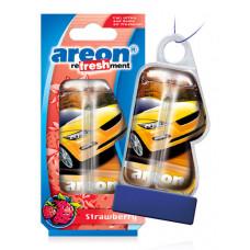 Ароматизаторы Areon гелиевые Liquid Strawberry
