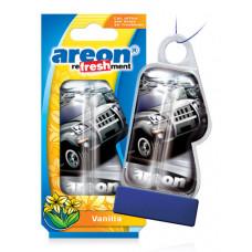 Ароматизаторы Areon гелиевые Liquid Vanilla