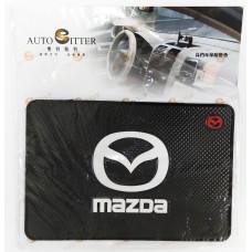 Коврик силиконовый антискользящий Mazda