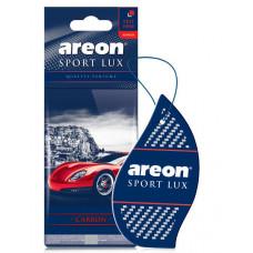 Ароматизатор AREON бумажный Sport Lux Carbon уп/10