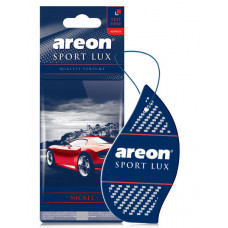 Ароматизатор AREON бумажный Sport Lux Nickel уп/10