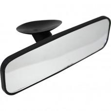 Зеркало внутри салоное на присоске (среднее)